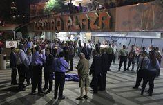 """LUZ VERDE AL HAMPA: """"Por favor no me dejen morir"""" clamaba el joven asesinado en el CC Centro Plaza"""