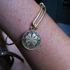 Got my first Alex and Ani bracelet :)