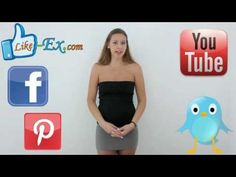 Register Now for FREE : http://Like-Ex.com  Social Media Exchange - Free Facebook Likes, Facebook Fans, Facebook Subscribers, Facebook Photo Likes, Twitter Followers, Retweets, Youtube Views, Youtube Subscribers, Youtube Likes, Pinterest Followers, Repins, LinkedIn Connections, Google Plus 1 Votes, Stumbleupon Votes.
