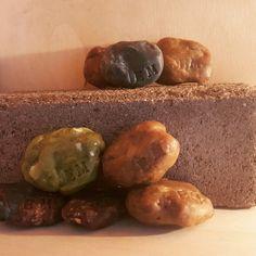 Made by Em Handmade soap Rocks.