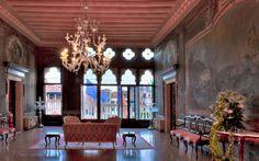 Entering Ca' Sagredo is like stepping into an 18th-century Venetian masterpiece.