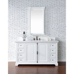 "Providence 60"" Single Bathroom Vanity Base"