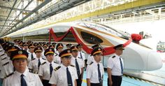 CHINA: Bullet trains ready to lay on the speed | Edward Voskeritchian | Pulse | LinkedIn