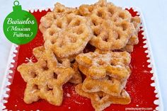 Buñuelos de viento = light as air fritters that are melt in a crunchy type of way delicious. These Mexican fritters are made with a rosette and so easy to make. I know for many peoplebuñuelos are made by rolling … Continue reading →
