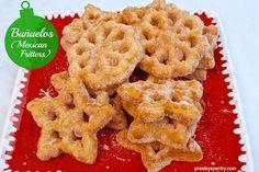 Buñuelos-de-viento-mexican-fritters recipe, ingredients from Walmart #WMTMoms