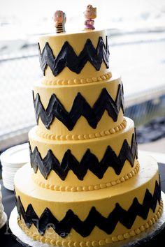 Idea for one smaller cake.