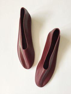 Martiniano Glove Shoe - Burgundy