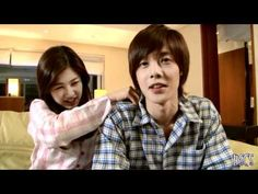 Playful Kiss BTS ~ Oh! I need a massage~~ ah he's just too funny. The only drama where I liked the BTS better than the actual show