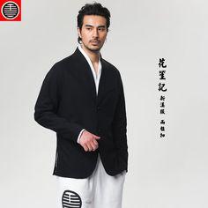 Pinnacle. Chinese Han Style Bamboo Fiber Blazer