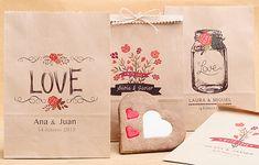 tarjetas bodas romanticas pequeñas - Buscar con Google