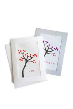 How to Make Beautiful DIY Holiday Cards