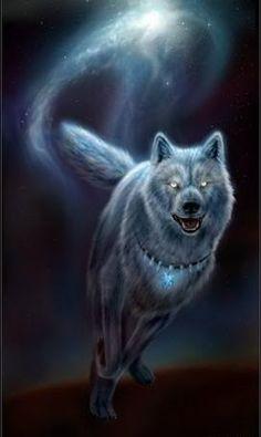Spirit wolf 1.