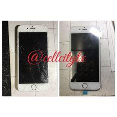 #findusonfb #yelp #cellcitytx #houston #mobileservice🚗 #iphone6 #iphonerepairhouston #repair #mondaymotivation