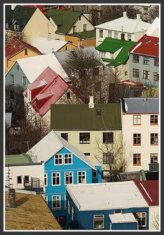 Reykjavik | Svava Sparey Yoga Holidays #iceland #travel #reyjavik