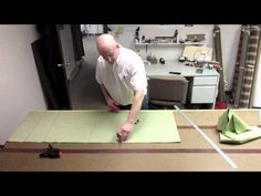▶ How To Make A Tailored Valance (Part Two) - YouTube