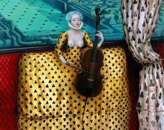 Surrealismo y el arte visionario: Mike Worrall