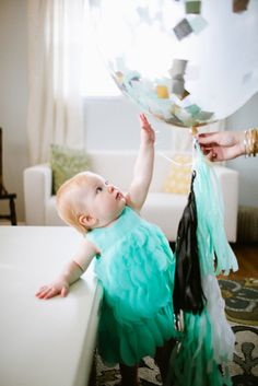 First Birthday Party Ideas - cute decor and photo ideas!