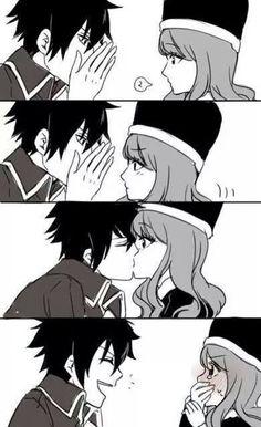 Gruvia , Fairy Tail, Anime love , Anime characters