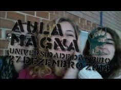 AULA MAGNA Dezembro 2015 http://youtu.be/qPsHerHK--0