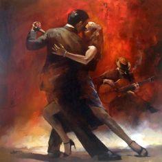 Willem Haenraets ~ Tango 3