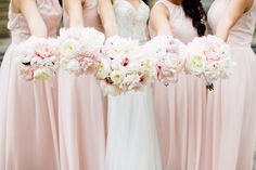 Mixing traditional elements with tons of romance and glam, Emily and Hassan's wedding is like a modern fairy tale. Bridesmaid Dresses, Wedding Dresses, Bouquets, Fairy Tales, Modern, Fashion, Bridesmade Dresses, Bride Dresses, Moda