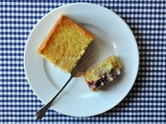 Blackberry-Thyme Crumb Cake | Recipe | Crumb Cakes, Serious Eats and ...
