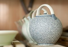 In the Ceramics Studio of Ralica Yovkova // В керамичното студио на Ралица Йовкова | 79 Ideas