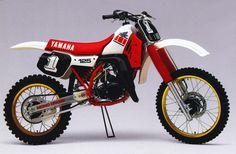 Yamaha YZ 125 CC. 1985