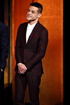 """""""Rami Malek attends The 75th Annual Peabody Awards Ceremony at Cipriani Wall Street in New York City on May 21, 2016.  """""""