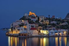 You may never have heard of these 29 Greek islands but they're definitely contenders for your next Mediterranean holiday – and they won't stay unknown for long! Greece Travel, Greece Trip, Visit Greece, In Ancient Times, Beautiful Buildings, Archipelago, Greek Islands, Beautiful Beaches, The Good Place