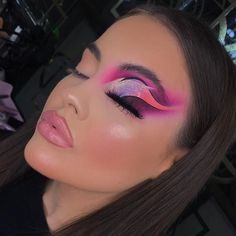 Eyeshadow For Green Eyes, Eyeshadow Looks, Eyeshadow Makeup, Eyeshadow Ideas, Makeup Goals, Makeup Inspo, Beauty Makeup, Hair Makeup, Cute Makeup Looks