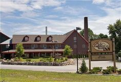 The Common Man is a huge supporter of Bridge House. Pictured here is the  Common Man Inn and Spa, Plymouth NH