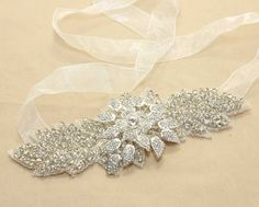 Vintage Style Hair Accessories Wedding Bridal by BlingGarden