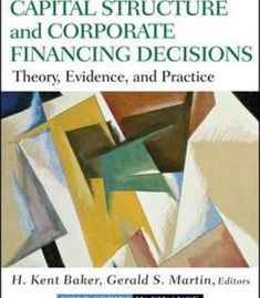 Essentials of corporate finance 8th edition ross solutions manual capital structure and corporate financing decisions theory evidence and practice pdf corporatefinance fandeluxe Gallery