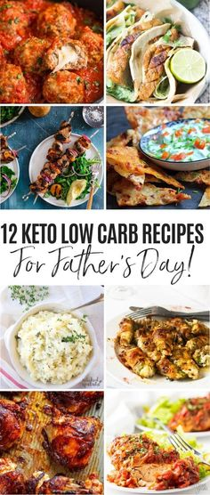 12 Father's Day Recipes That Will Wow Keto-Loving Dads day dinner ideas 12 Father's Day Recipes That Will Wow Keto-Loving Dads Low Carb Side Dishes, Side Dish Recipes, Healthy Dinner Recipes, Low Carb Recipes, Easy Recipes, Low Carb Desserts, Ketogenic Recipes, Fathers Day Dinner Ideas, Fathers Day Lunch