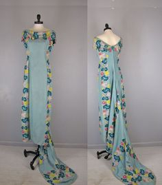 vintage Betty Higgins Originals Waikiki dress by VintageCalling