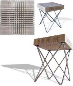 flexible stool cut design