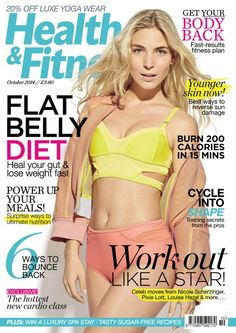 Get your digital subscription/issue of Health & Fitness-October 2014 Magazine on Magzter and enjoy reading the Magazine on iPad, iPhone, Android devices and the web. Weight Loss Meal Plan, Fast Weight Loss, Weight Loss Program, Healthy Weight Loss, How To Lose Weight Fast, Water Fast Results, Workout Results, Weight Loss Results, Water Fasting