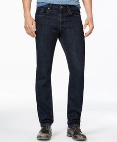 G-Star RAW 3301 Slim-Straight Fit Jeans