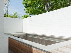 Outdoor Lap Tub