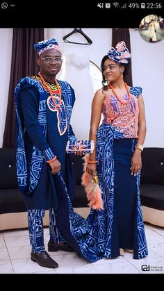 Couples African Outfits, African Attire, African Wear, African Dress, Traditional Wedding Attire, African Traditional Wedding, Traditional Dresses, Latest African Fashion Dresses, African Print Fashion