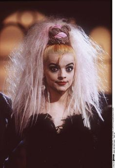 Nina Hagen                                               ~~    (as child her name was Catharina Hagen)