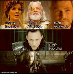 Game of Thrones and Thor