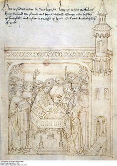 Thomas de Beauchamp, 11th Earl of Warwick   Richard de Beauchamp, 12th Earl of Warwick (1382-1439) [Hundred Years ...