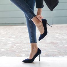 Stiletto Opalo ideal para combinar con jeans!