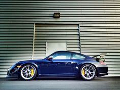 Porsche 911 GT3 Seven-time Pikes Peak Hillclimb champion Jeff Zwart Photo credits by: Michael Jordan
