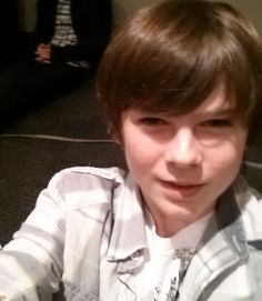 """chandler riggs 13 