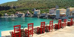 Regione Maina, regione in Peloponneso - picturesque peninsula with austere landscape, stone houses and towers Escape, Beach Bars, Outdoor Furniture Sets, Outdoor Decor, Stone Houses, Island Beach, Greatest Adventure, Greek Islands, Greece Travel