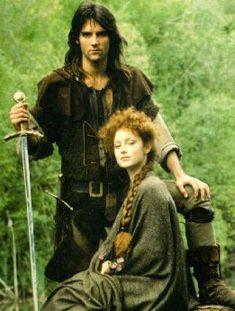Robin of Sherwood, Robin & Marian