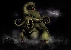 Byatis  #lovecraft by Kurtulmak